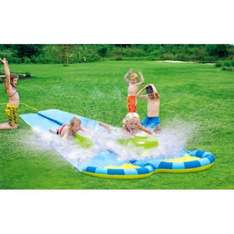 16+ ft Double Water Slide £12.99 each or 2 for £15 instore @ Smyths Toys