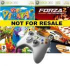 Xbox 360 Entertainment Pack (Wireless Controller + Viva Pinata + Forza 2)