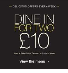 M&S Dine in for Two  £10