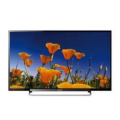 """Sony KDL40R473 Full HD 40"""" LED TV for £399 with FREE Sony Google TV NSZGS7 Internet Player worth £149! @ RGB Direct"""