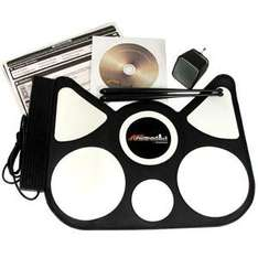 AUTOBULBSDIRECT.COM FREE Orange Unsigned Act USB Digital Drum Kit & Speaker with any purchase (TODAY ONLY)