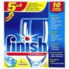 Finish Powerball 5in1 lemon - 30 tablets for £1.69
