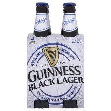 Tesco - Instore  Guinness Black Lager 4 Pack. Normally £5.15 now £1.49