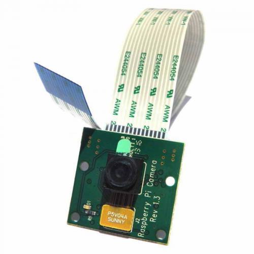 Raspberry Pi Camera Module Back In Stock £24.99 @ eBay  the_pi_hut