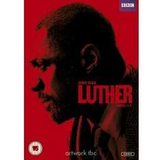 Luther - Series 1-3 - DVD Boxset Preorder - £17.99 @ DVD Gold