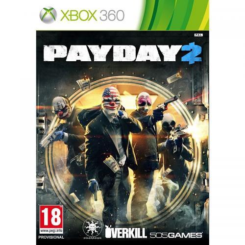 PayDay 2 Xbox 360 £25 Preorder ASDA