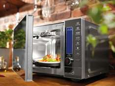 Silvercrest Combination Microwave Oven £79.99 @ Lidl