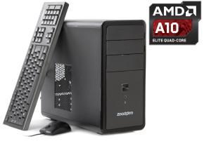 AMD Elite QC A10-5700 3.4GHz - 8GB RAM + 2TB HDD - AMD HD 7660D - Windows 8 64bit - Includes Far Cry 3 Blood Dragon Voucher - Claim your Sim City Voucher* £379.98 @ Ebuyer