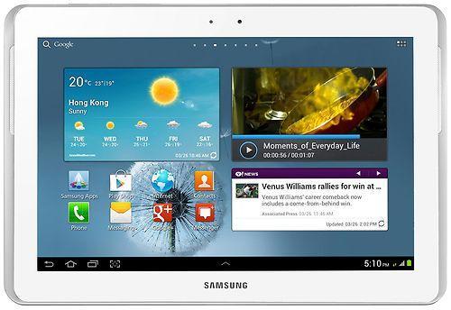 """Samsung Galaxy Tab 2 GT-P5110 10.1"""" Tablet - 16 GB - White - Refurbished Grade A - £160 @ currys_pcworld  ebay"""
