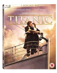 Titanic 2 Disc Blu-Ray (New) £6.97 Delivered @ Blockbuster.co.uk
