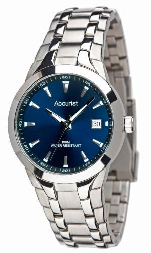Accurist Men's Bracelet Watch MB860N only £35.50 @ Amazon