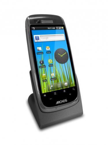 Archos 35 Smart Home Phone £38.94 @ Morgan Computers
