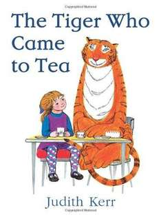 The Tiger Who Came to Tea by Judith Kerr paperback from Amazon £2.40 delivered back in stock