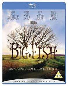 Big Fish Blu-ray £2.99 delivered @ mg_and_m_shop / Ebay