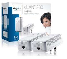 Devolo 200Mbps Powerline Kit with AC Passthrough £19.99 @ Currys/PC World