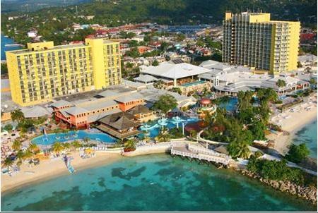 Sunset Jamaica Grande (4 star)  Ocho Rios, Jamaica, AI, with fly £503 @ holidaydiscountcentre