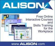 ALISON COURSES: Free Certified Online Learning Courses