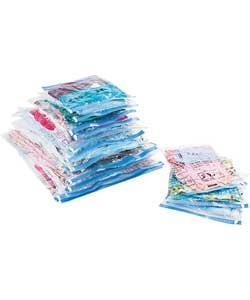 Large 14 piece set of Vacuum storage bags - Argos was £26.99 now £16.99