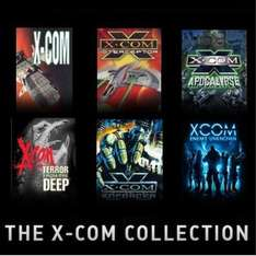 XCOM Collection (Steam) download - £6.19 - Amazon.com