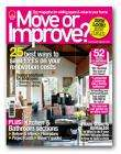 Half price Move or Improve magazine £19.50 for 1 year