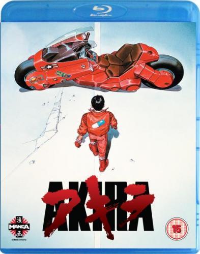 Akira Blu Ray £5.95 @ Zavvi