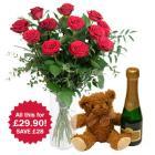 Special valentine Offer - £29.90 @ iflorist