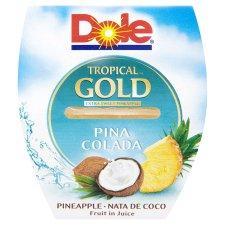 Dole Tropical Gold Pina Colada Mix 2*113G buy 1 get 1 free £1.25 @ Tesco