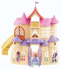 Sofia The First Magical Talking Castle Playset £49.99 @ Amazon