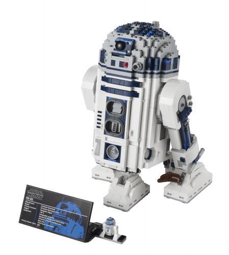 Lego Star Wars R2-D2 Playset 10225 £112.49 + £10 voucher @ Argos