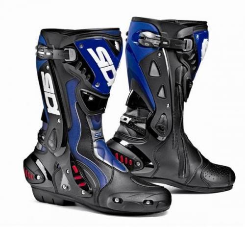 Sidi ST Motorcycle Race Boots - Bike-Gear.com - HALF PRICE! - WAS £274.99 NOW £137.49