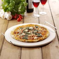 Pizza Stone 38 cm/15in from ProCook £10 in store or £14.95 delivered