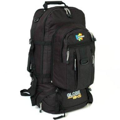 Karabar Globe Traveler 105 Litres Large Backpack With Detachable Daypack - 3 Years Warranty £25.90 @ amazon / Karabar Luggage
