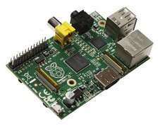 Raspberry Pi Model B 512mb £26 with free next day del. @ RS Components