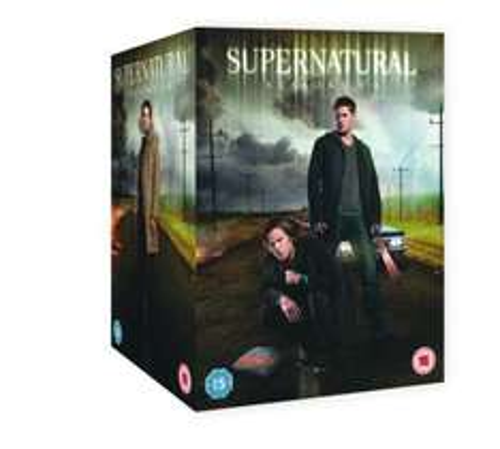 Supernatural Seasons 1-8 Boxset (47 discs) (DVD) £49.99 @ ebay/theentertainmentstore