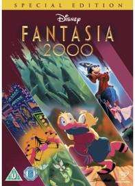 Disney's Fantasia 2000 [Special Edition] DVD - £4.99 Delivered @ Sainsburys