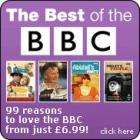 BBC Drama and Comedy DVD Sale @ Movie Mail