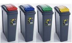 Wham recycling bins - back in stock at Asda direct - £6.97 for 25l slimline / 50l ones in stock too at £9.47.