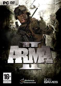 ARMA II £1.59 Steam Flash Sale   Combined Operations £3.39 - cheapest for DayZ!