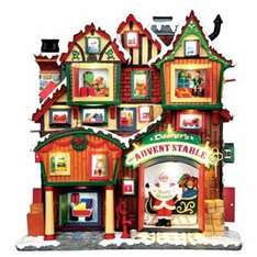 Highly collectable Lemax Christmas village ornaments 50% off all!