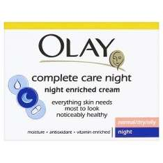 savers OLAY CREAM IN SALE FOR £1.99