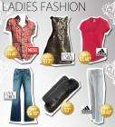 70% off some Ladies & Mens Fashion at Bargaincrazy