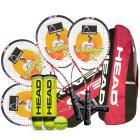 Head Ti Murray 4 Tennis Racket Family Pack - £75 inc. Delivery @ sweatband.com - RRP £170 + 7% Quidco!