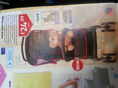 Hauck sports buggy £24.99 @ aldi