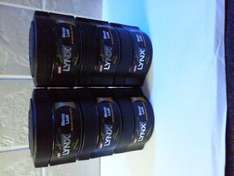 lynx hair styling products instore at ASDA on clearance at £1.50