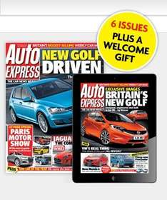 6 issues of Autoexpress for £1 (mag and ipad) + 26 piece toolkit for free!
