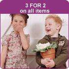 3 FOR 2 ON ALL ITEMS AT ADAMS!!! SOME GOOD DEALS TO BE HAD