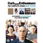 Curb your Enthusiasm Seasons 1 - 5 (yes you guessed it) £17.97