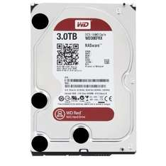 WD Red 3TB for NAS 3.5-inch Desktop Hard Drive - OEM on Amazon £89.99 Free Delivery