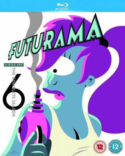 Futurama Season 6 (Blu Ray) £12 @ Amazon