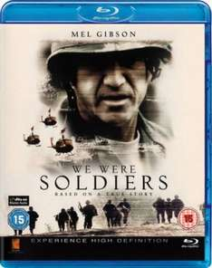 We were soldiers (2002) BLU-RAY £4.79 at dvd source